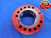 2 10 Uns 2a Left Hand Thread Ring Gage 2.0 No Go Only P.d. = 1.9265 L.h. 2.00