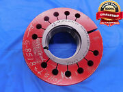 1 9/16 6 P Spec Acme Left Hand Thread Ring Gage 1.5625 No Go Only P.d. = 1.4930