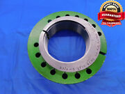 3 3/4 5 Stub Acme Thread Ring Gage 3.75 5.0 Go Only P.d. = 3.6750 Inspection