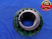 1 7/8 6 Stub Acme Left Hand Thread Ring Gage 1.875 Go Only P.d. = 1.8250 L.h.