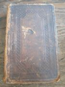 1860 The Holy Bible Oldandnew Testaments Translated Out Of The Original Tongues-hb