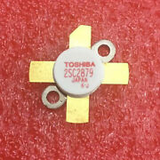 1pc Toshiba 2sc2879 Rf Mos Transistor Specialized In High Frequency Tube