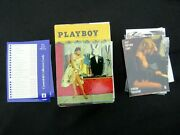 1993 Playboy Collector Trading Card Set 40th June 120 + 3 + 6 Cards 129 Fn