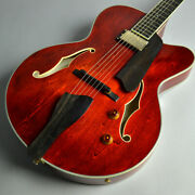 Eastman Ar-403ce Antique Red Guitar From Japan Ytx292