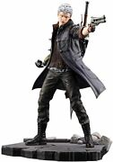 Artfx J Devil May Cry 5 Nero 1/8 Scale Painted Pvc Figure From Japan [ion]