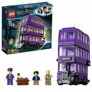 Lego Harry Potter 75957 The Magic Returns The Knight Bus Building Toy Japan N28