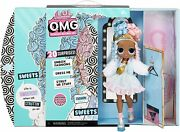 Lol Surprise Omg Series 4 Doll Of Fashion 20 Goodie/accessories Sweets
