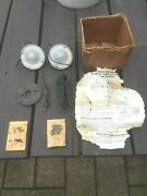 Nos / Nors Aftermarket 1960 Ford Falcon Back Up Light Kit
