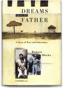Dreams From My Father- By Former Us President Barack Obama -1st Ed. -hardcover