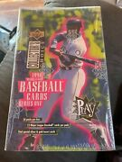 New Factory Sealed 1996 Upper Deck Collectors Choice Baseball Cards Box 36 Packs
