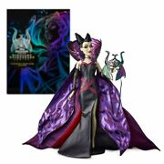 Maleficent Limited Edition Doll Collection Midnight Masquerade Series 12