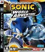Ps3 Sonic World Adventure Sega Playstation 3 Video Games New From Japan