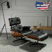Furgle Modern Classic Luxury Lounge Chair With Ottoman Chaise Designer Furniture