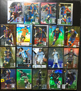 2005-2016 Panini 1st Wccf Lionel Messi Refractor Lotset First 11 Years Barcelona