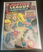 Justice League Of America 29 1964 Key Issue Vg/fn To Fn-