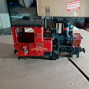 Lgb 20211 20212 20213 Stainz Steam Loco Body With All Parts No Motor Block.