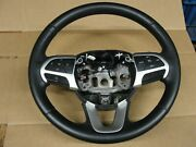 2014-20 Dodge Durango Rt,sxt,limited,factory Black Leather Steering Wheel,issues