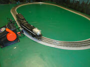 Lionel 40 X 60 Fastrack Oval As-is Used Condition