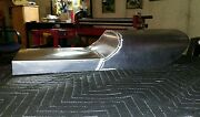 Motorcycle Street Tracker Seat Pan Aluminum. Made To Your Dimensions