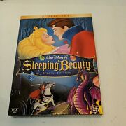Sleeping Beauty- Disney 2 Disc Special Edition W/ Slipcover Dvd New/sealed
