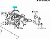 Toyota Genuine 47050-47120 Brake Booster Assy And Master Cylinder Prius 2010-2011
