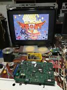 Igs Demon Front Arcade Game Board Pcb Tested Working