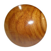 Boat Steering Cover In Teak Wood New 2-1 / 2 Gloss Finish