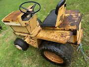 Ge Elec Trak Electric Tractor With Mower