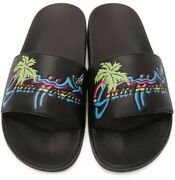 Hawaii Pool Slides Size 10 Fits 11 Us Made In Italy