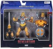 Masters Of Universe Masterverse Revelation Faker Deluxe Figure New Inhand