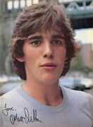 Matt Dillon Pinup Clipping From A Magazine 80's Close Up Cute