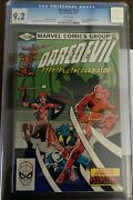 Daredevil 174 Cgc 9.2 1st Appearance Of The Hand