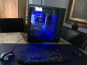 Working Gaming Pc W/ Mouse, Keyboard, Mousepad And Wireless Headset