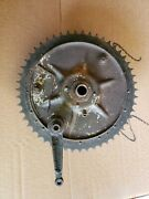 Harley Vl Back Brake Assembly And Axle