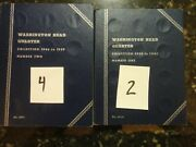 Used Coin Books 20 Whitmanand Littleton Folders Calculate In Bid 10.00 Shipping