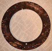 Ww2 German Panzer Iv / Sd.kfz. 161 Ausf. H / G Command Tower Hatch Ring