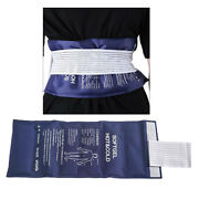 Premium Hot Cold Gel Pack Pad Injuries First Aid Therapy Wraps Elastic Band
