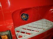 Scania R Series Streamline Water Bottle Cap King Of The Road Blue And Gold