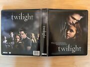 Twilight Collector Binder And Neca Trading Card Sets Lot Of 484 Cards