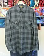 Dixxon Flannel 2xl Og Yago Murked Out Shirt Mens Xxl Gold Tag 2013 Extra Large
