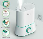 Cool Mist Humidifier For Bedroom Baby Humidifiers, Upgrade Ultrasonic