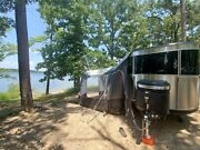 Airstream Basecamp Attachable Tent.andnbsp Inflatable.andnbsp Used Only Once.andnbsp