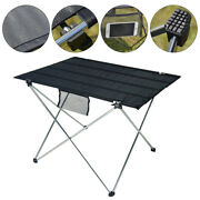 Folding Table Portable Picnic Party Dining Camp Tables Barbecue Bbq Grill Table