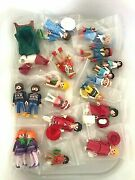 Vintage Original Playmobil Custom Lot For Collection Or Play