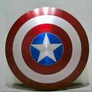 Marvels Avengers Legend Captain America Shield Medieval Armor Collectible Gift