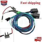 New Marine Wiring Harness Jack Plate And Tilt Trim Unit For Cmc/th 7014g