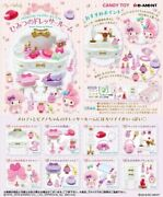 New 2019 Re-ment Sanrio My Melody Secret Dress-up Room Full Set Of 8