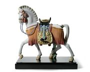 Lladro The White Horse Of Hope 01008577 Made In Spain