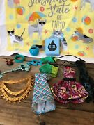 Monster High Doll Accessories Clothes Lot