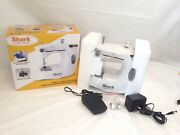 Shark Euro-pro X Sewing Machine Compact Design 998a Pre-threaded Complete New
